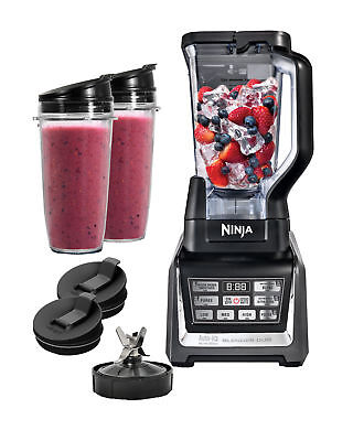 Ninja BL640 Duo Auto IQ Blender Mixing Machine Duo