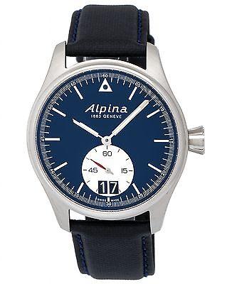 Alpina Startimer Pilot Big Date Quartz Men's Watch - AL-280NS4S6