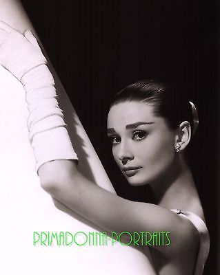 Audrey Hepburn 8X10 /& Other Size /&  Paper Type PHOTO PICTURE IMAGE ah317