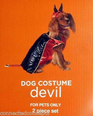 Halloween Pet Costume for your Dog - Devil (Size Small) NEW!