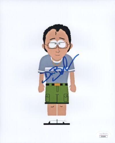 DIAN BACHAR Signed SOUTH PARK Chris 8x10 Photo IN PERSON Autograph JSA COA Cert