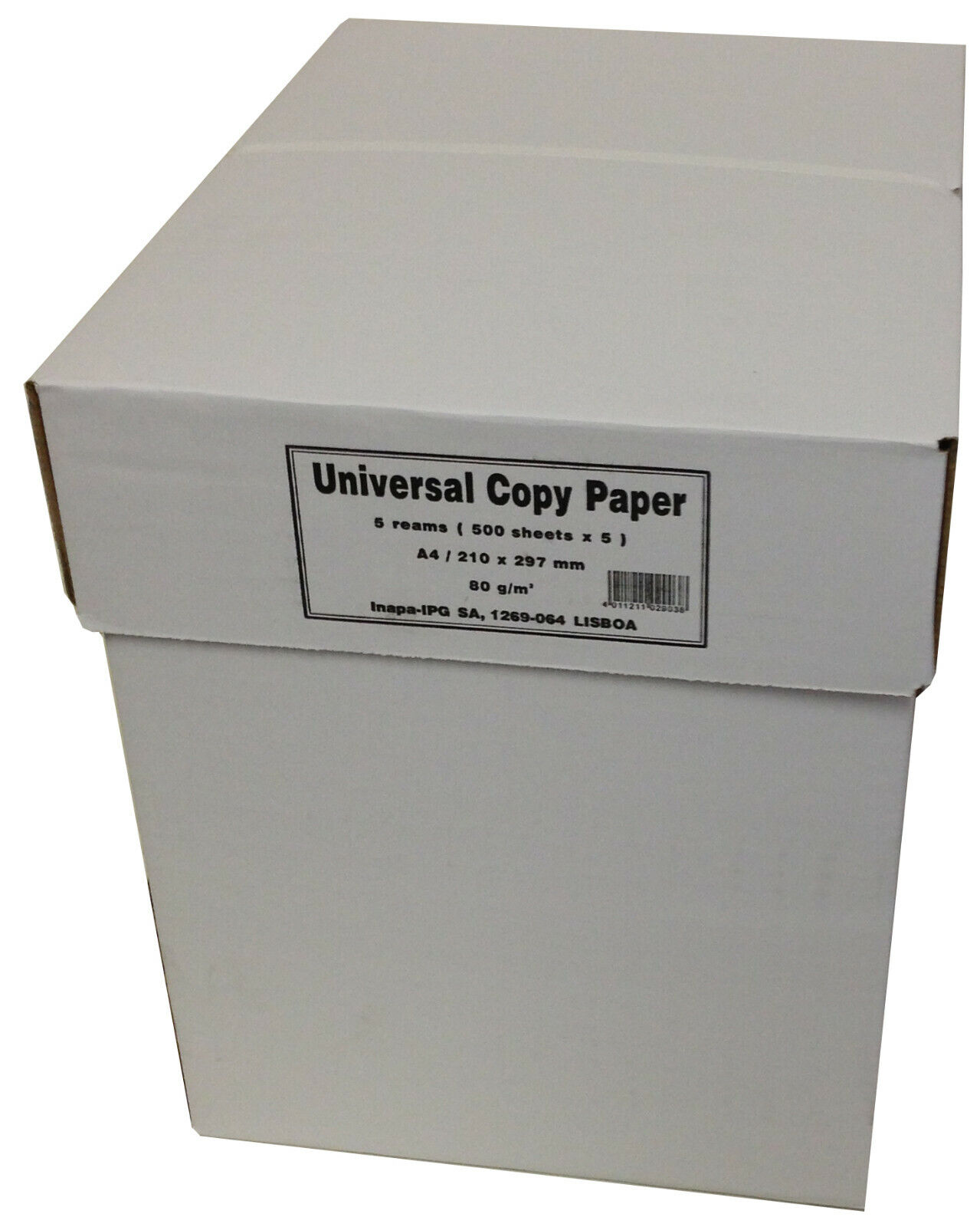 Kopierpapier 10000 Blatt Papier weiß Paper A4 für Laser InkJet Multifunktion 80g