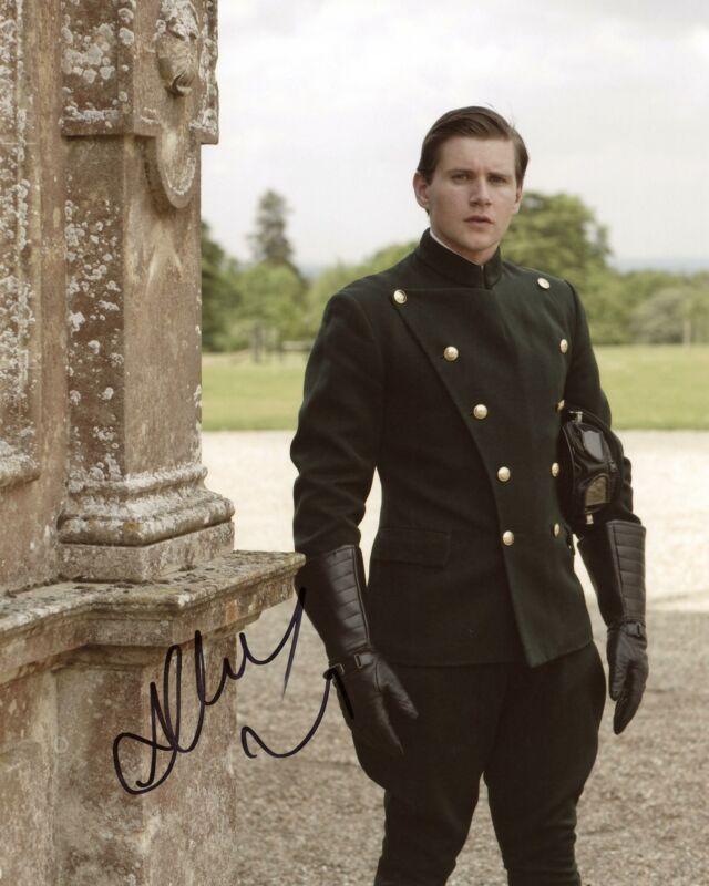 """Allen Leech """"Downton Abbey"""" AUTOGRAPH Signed 8x10 Photo D"""