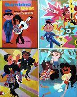 Renato Rascel - Bambino Beat Ed Mursia 1967 - Ill. Di Ad Vander Elst - -  - ebay.it