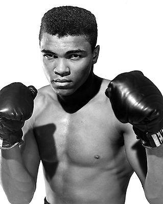 "Muhammad Ali 10"" x 8"" Photograph no 7"