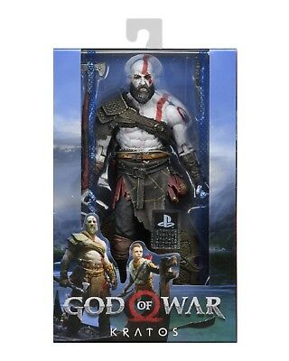 "God of War Kratos 7"" Action Figure NECA PS4 2018 IN STOCK"