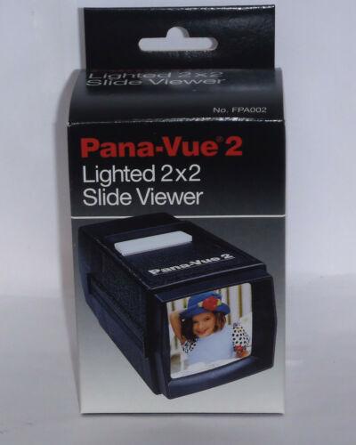Pana-Vue 2 Illuminated Slide Viewer / Pana Vue 2  -  FPA002- NEW IN BOX