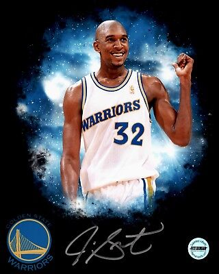 Joe Smith Golden State Worriers Signed Autographed 8x10 Photo FSG Authen 1 - Golden State Worriers