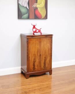 Vintage Retro Filing / LP / Vinyl Record Cabinet – Filing Cabinet