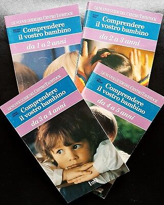 Comprendere il vostro bambino (da 1 a 5 anni) - Centro Tavistock, Ed. Red, 1999