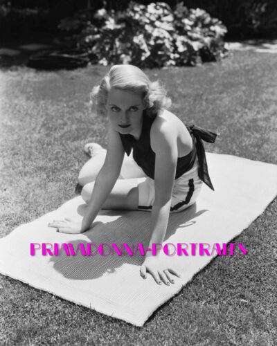 BETTE DAVIS 8X10 Lab Photo