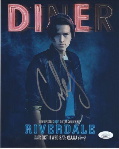 Cole Sprouse Riverdale  Autographed Signed 8x10 Photo JSA
