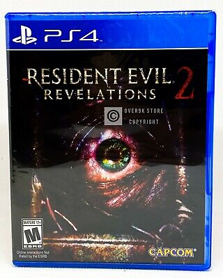 Resident Evil Revelations 2 - PS4 - Brand New | Factory Sealed