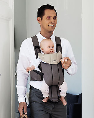 ecbbe29e983 Baby Bjorn Baby Active Organic Carrier in Walnut Khaki Color New and On  Sale!