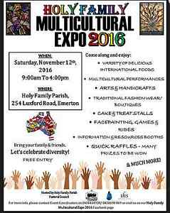 Holy Family Multicultural Expo 2016 Emerton Blacktown Area Preview