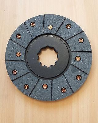 Bremsscheibe 127mm 10Z Case, Mc Cormick DED3 DGD4 D320 D322 D324 D326 D430 D432