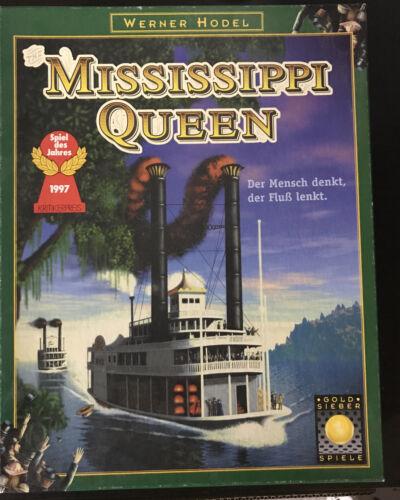 Mississippi Queen Spiel des Jahres 1997