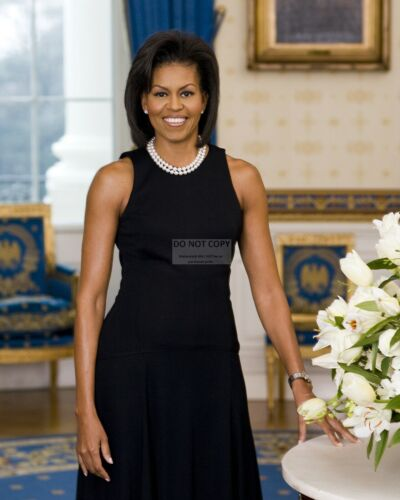 FIRST LADY MICHELLE OBAMA - 8X10 PHOTO (SS-009)