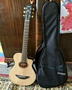 Yamaha APXT2 3/4 size acoustic - electric guitar