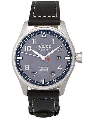 Alpina Startimer Pilot Date Automatic Men's Watch - AL-525GB4S6