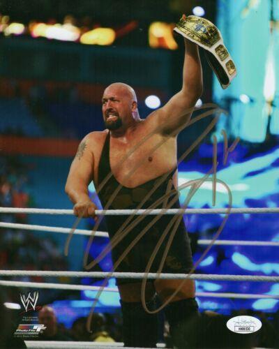 The Big Show Autograph Signed 8x10 Photo - WCW WWF WWE (JSA COA)