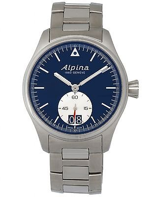 Alpina Startimer Pilot Big Date Quartz Men's Watch - AL-280NS4S6B