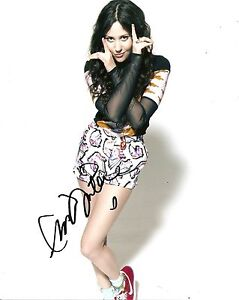 ELIZA-DOOLITTLE-SIGNED-PHOTO-AFTAL-UACC-IN-PERSON-G
