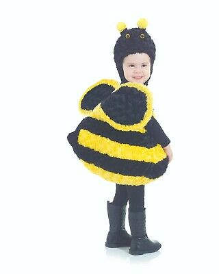 Underwraps Belly Babies Bumble Bee Toddlers Infants Halloween Costume 25806](Toddler Halloween Costumes Bumble Bee)