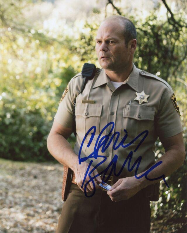 """Chris Bauer """"True Blood"""" AUTOGRAPH Signed 8x10 Photo B ACOA"""