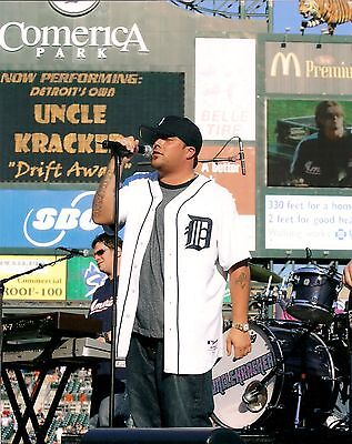 Uncle Kracker 8x10 Photo Picture Poster Detroit Tigers Postcards from Home