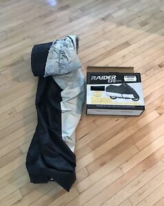 XL Raider DT series motorcycles cover