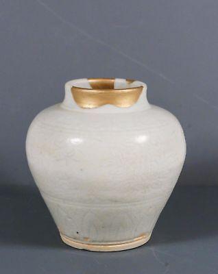 CHINESE CELADON GLAZED JAR