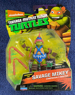 Teenage Mutant Ninja Turtles - TMNT SAVAGE MIKEY