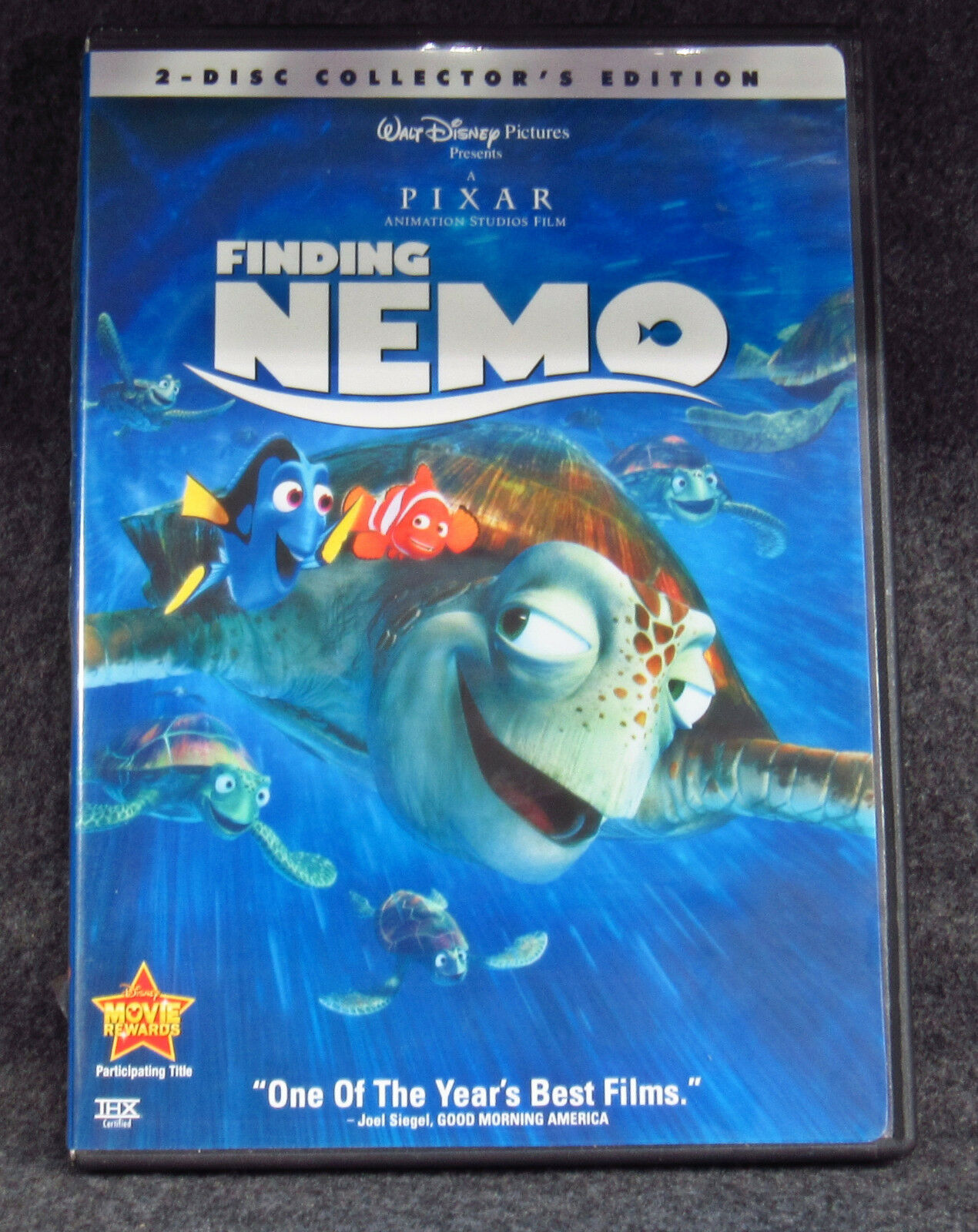 Finding Nemo ~ DVD ~ 2 Disc Collector's Edition