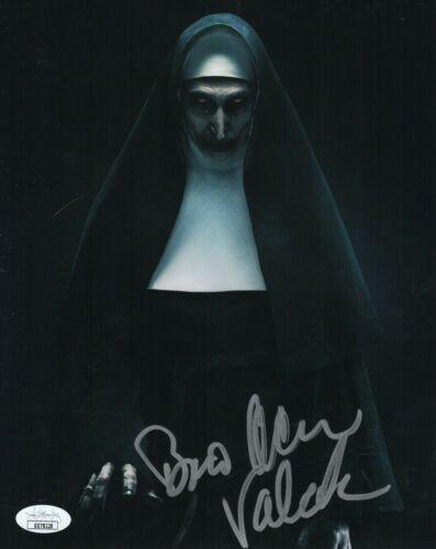 "Bonnie Aarons Autograph Signed 8x10 Photo - The Nun ""Valek"" (JSA COA)"