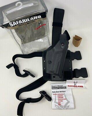 Safariland 6004 Sls Tactical Stx Rig Rh Leg Holster Sig P220 P226 W Or Wo Rail