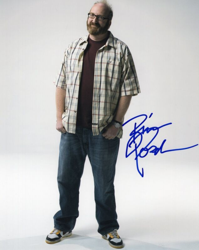 Brian Poshen Surfs Up Comedian New Girl Signed 8x10 Photo w/COA #6