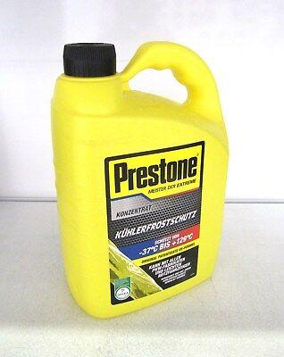 1x Prestone Universal-Kühlerfrostschutz 4 Liter