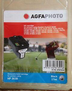 AGFAPHOTO CARTUCCIA BLACK HP 363B COMPATIBILE PHOTOSMART 17 ML C8719E - Italia - AGFAPHOTO CARTUCCIA BLACK HP 363B COMPATIBILE PHOTOSMART 17 ML C8719E - Italia