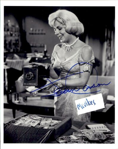 Jean Carson The Twilight Zone Paula Autographed Signed 8x10 Photo COA DECEASED 2