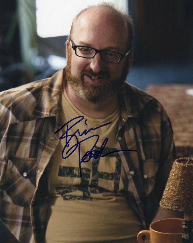 Brian Poshen Surfs Up Comedian New Girl Signed 8x10 Photo w/COA #5