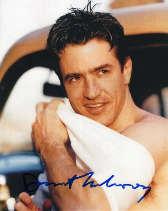 Dermot Mulroney My Best Friends Wedding Signed 8x10 Photo w/COA
