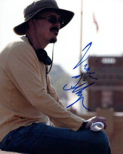 Vince Gilligan Signed Autograph 8x10 Photo Breaking Bad Better Call Saul COA VD