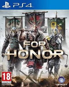 For Honor - PS4 (excellent state) Perth Perth City Area Preview