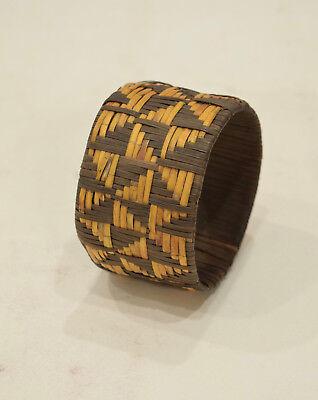 Papua New Guinea Armband Middle Sepik Woven Fiber Armband