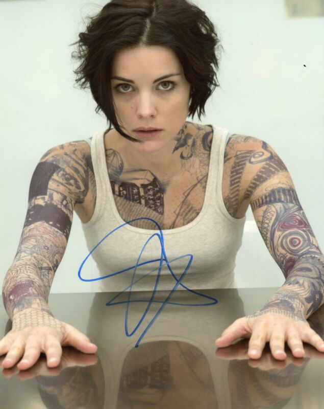 "Jaimie Alexander ""Blindspot"" AUTOGRAPH Signed 8x10 Photo C ACOA"