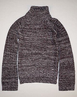 (New Hollister Women's Turtleneck Flare Sleeve Sweater Size XS)