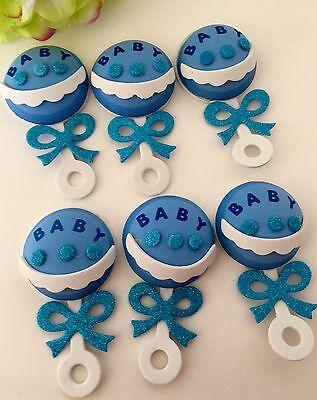 25-Baby Shower Party Table Decorations Foam Centerpiece Favors Supplies Boy DIY (Baby Shower Centerpieces Diy)