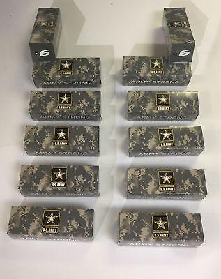 Bridgestone e6 Golf Balls: 3-dozen, BRAND NEW 2016 Model, ARMY Logos-12SLV