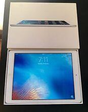 iPad Air Wifi 16GB White/Silver + Logitech Cases + Box Greenwich Lane Cove Area Preview